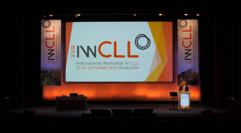 IWCLL Conference Edinburgh